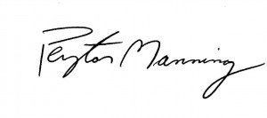 PM signature