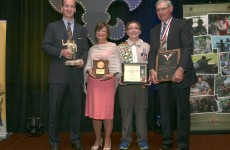 2012 Boys Scouts Award Recipients, photo courtesy of Crossroads of America Council