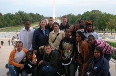 Peyton Pals in Washington, D.C., photo courtesy of Rita Johnson