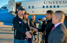 2013 USO Tour, photo courtesy of www.uso.org