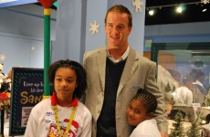 Annual PeyBack Foundation Holiday Celebration at the Children's Museum, photo courtesy of Sky Caserotti